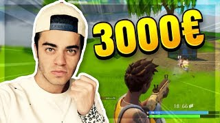 TOURNOIS FORTNITE 3000€ CASH PRIZE BY SOLARY CUP BY ACER PREDATOR !