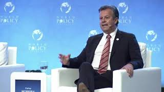 Carlos Moreira, WISeKey CEO at The World Policy Conference 2021 - Day 2