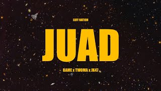 JUAD ( ຈ໊ວດ )   Bame , Twoma , JK47 ( TM88 , Southside , Gunna   Order Remix ) Lyric Video