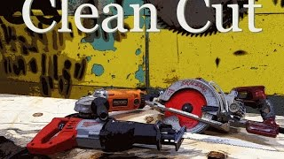 The Clean Cut  Woodworking