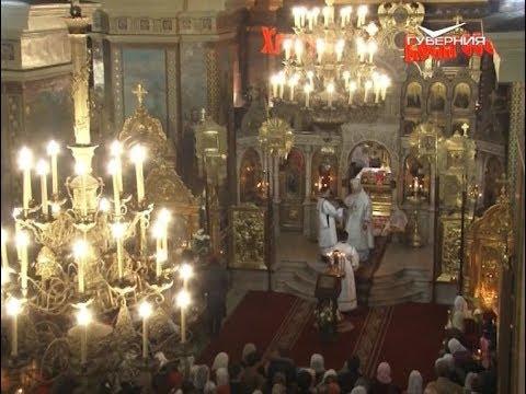 Благовещенский храм с.матвеевское