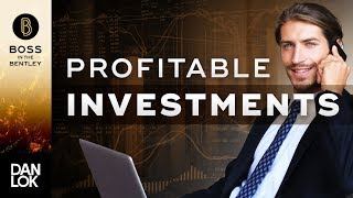 Investing For Beginners - Most Profitable Investments - Boss In The Bentley
