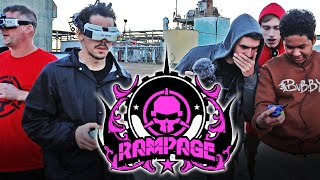 FPV Freestyle Video of the Year – RAMPAGE 2021