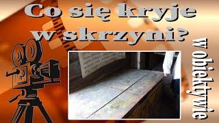 Co się kryje w skrzyni w Zamku Joanitów Drahim?