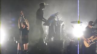 Phantogram  Same old Blues - live - Seattle 10-7-16