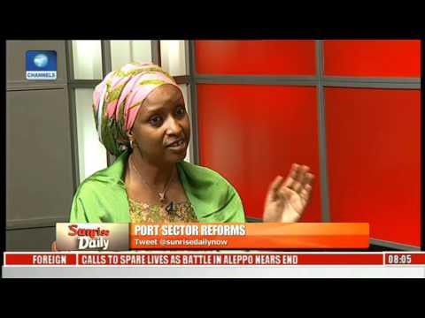 Bureaucratic Bottlenecks Outside Of NPA Affects Port Operations - Hadiza Usman Pt 3
