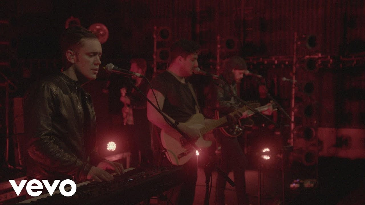 Mumford & Sons – Snake Eyes (Live) #Música