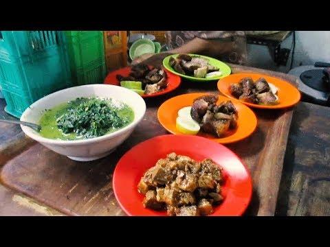Babi Panggang Sambal Andaliman Batak Food Makan Enak Lapo Medan Indonesia Street Food