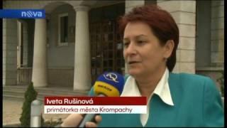 Televizní noviny 1. 10. 2008