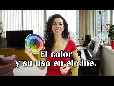El color y su uso en el cine