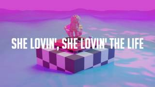 CHRIS BROWN - THE LIFE Ft. Ty Dolla Sign & Kid Ink (Lyric Video)