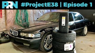 #ProjectE38 is a Go!