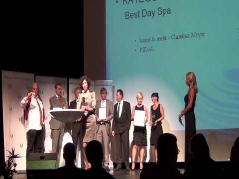 Gewinner des European Best Day Spa Awards 201