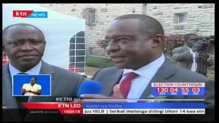 Waziri wa fedha Henry Rotich azungumzia dhimira ya bajeti 2017