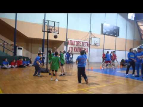 Video με αποσπάσματα από τους αγώνες 3Χ3 του Ηρακλή Πρόννων