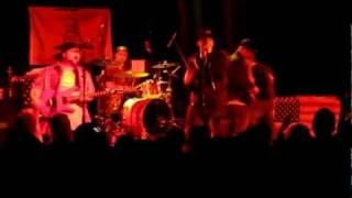 E.Town Concrete - ASHES TO ASHES live at Starland Ballroom Feb 17th 2012 (HD).MOV
