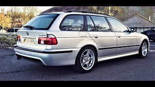 BMW E39 Touring ЗАТОПИЛО САЛОН !