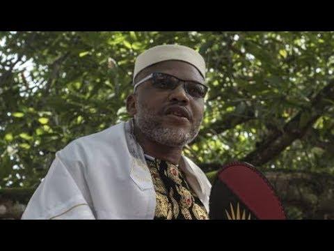 Nnamdi Kanu Claims Credit For 'Atiku Is Not A Nigerian' Debate
