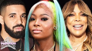 Summer Walker snaps at Wendy Williams & haters | She talks about Drake and her 3 hour lateness
