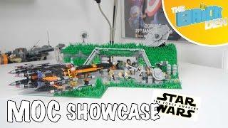 Lego RESISTANCE BASE ON D