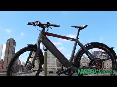 Electric Bike Review: Stromer ST2S