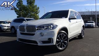 2018 BMW X5 3.0 L Turbocharged 6-Cylinder Review