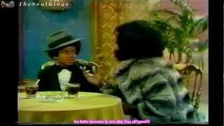 Michael Jackson &  Diana Ross  - comedy sketch 1971 sub ita.avi