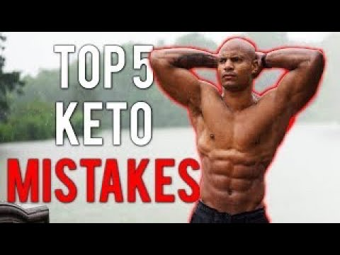 The Top 5 Biggest Keto Mistakes (Ketogenic Diet video 4 of 4)