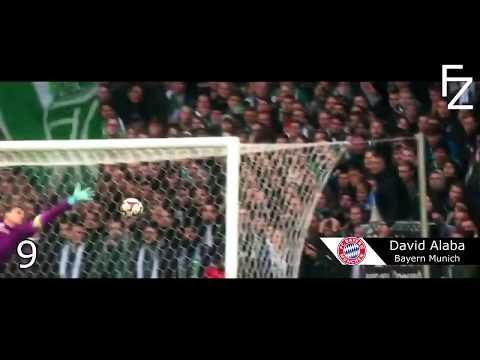 The best gourmet penalties for football Look high
