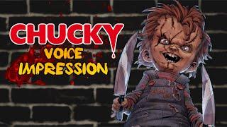 Child's Play Chucky (Voice Impression)