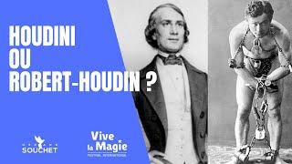 Vignette de HOUDINI et Jean Eugène ROBERT-HOUDIN seraient ils frères jumeaux ?
