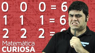 Você Consegue Resolver o Desafio do 6? | Matemática Rio