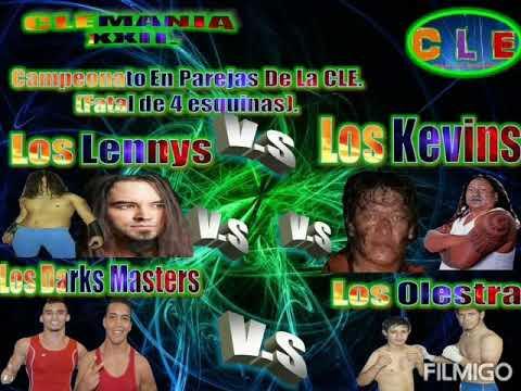 Campeonato En Parejas De La CLE, Tema Oficial, ( Dancin - Aaron Smith Feat. Luvli).