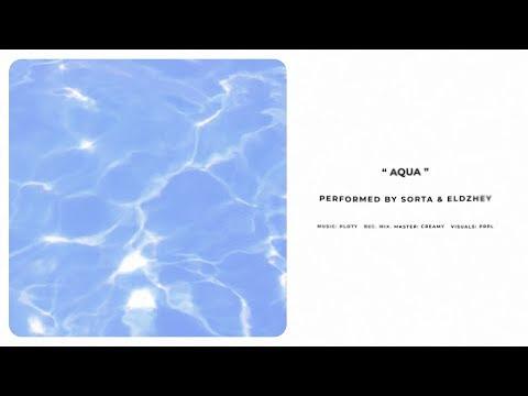 Sorta & Элджей - Aqua (Lyric Video)