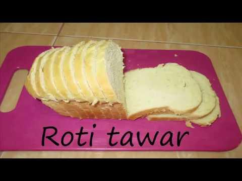 Video Resep Dan Cara Membuat Roti Tawar Lembut