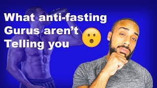 Intermittent Fasting vs Calorie Restriction (The no BS truth)