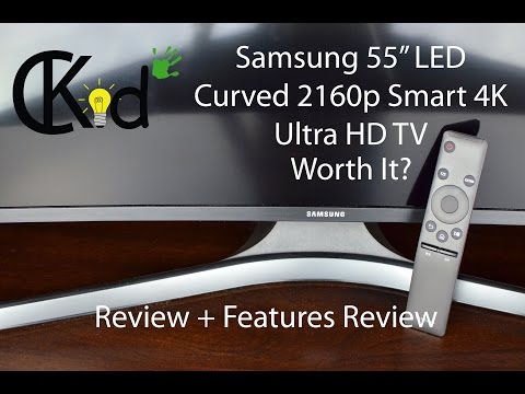 Samsung 4K Ultra HDTV Is It Worth It??? Full Review + Features