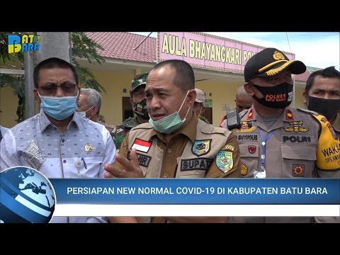 NEW NORMAL COVID-19 DI KABUPATEN BATU BARA