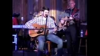 Alan Jackson's Blueridge Mountain Song  performed by Wyatt Wood at Kentucky Opry in Draffenville,KY