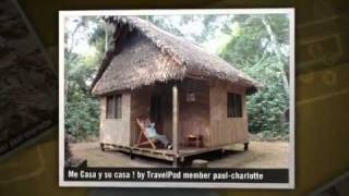 preview picture of video 'Bolivian Amazon Paul-charlotte's photos around San Miguel del Bala, Bolivia (rurrenabaque)'