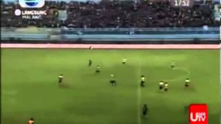 All Goal Arema Vs Persela Inter Island Cup 2014 20 11 Januari 2014