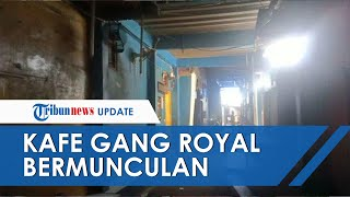 Sudah Digerebek Berkali kali, Kafe Prostitusi Anak di Gang Royal Muncul Terus