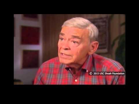 Un veterano americano habla de su primer encuentro con los horrores nazis y con alemanes de Volary