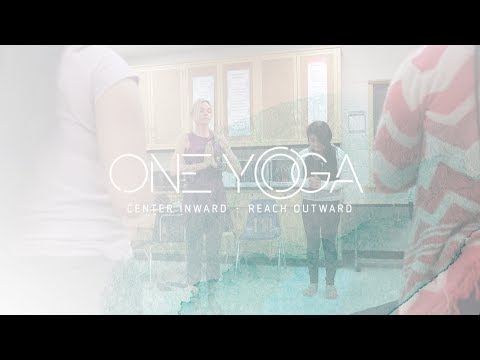 Learn more about One Yoga's Outreach Program!