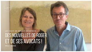 Dernières nouvelles de Roger et de ses avocats