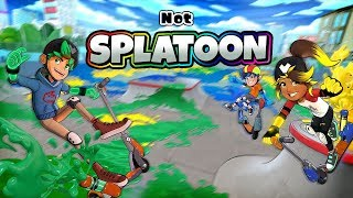 Not Splatoon