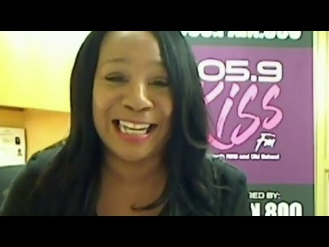 Detroit radio personality Angie Starr encourages voting through music