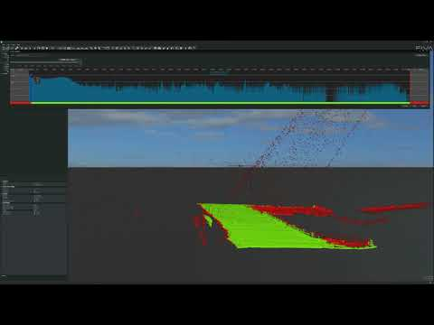 EIVA NaviSuite - Cleaning tool for 3D data - EC-3D in NaviModel