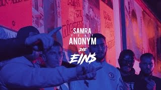 Samra Feat. Anonym   Die Eins (Official 4K Video)