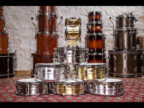 Yamaha Recording Custom Snare Drums – Drummer's Review